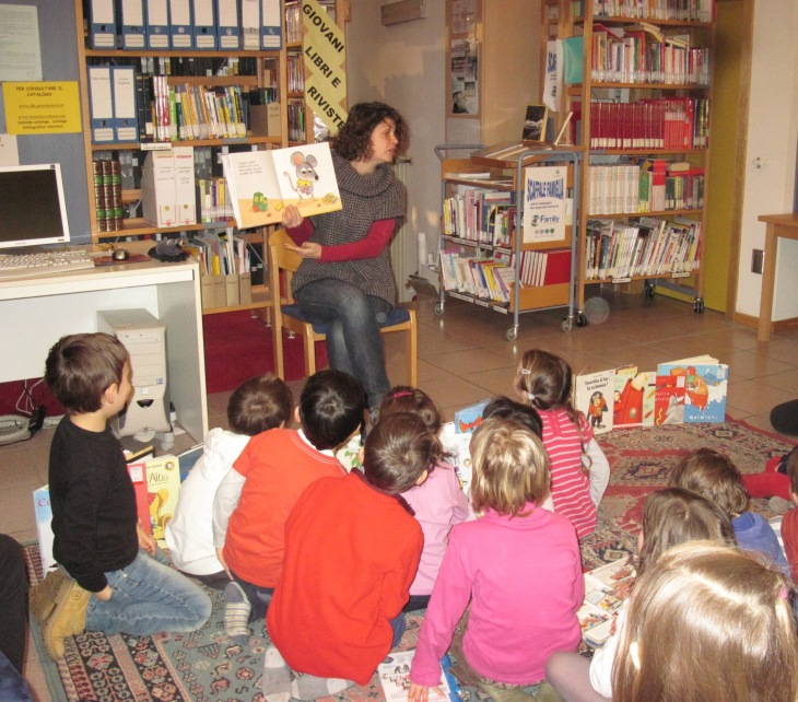 Tesero - iniziativa per bambini