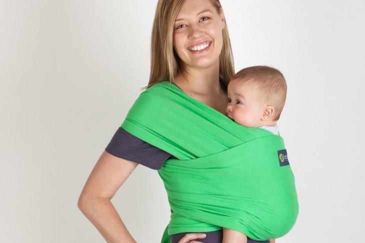 Portare i bambini in fascia il trentino dei bambini for Marsupio x neonati