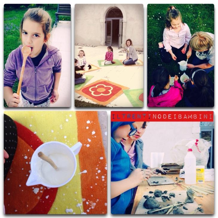 Fiav il trentino dei bambini for Piccoli progetti di palafitte