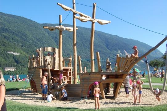 Laghi balneabili in trentino il trentino dei bambini for Disegni di laghi