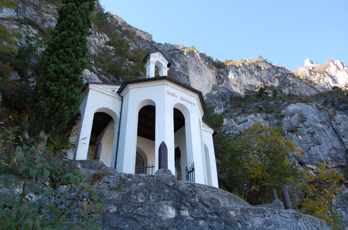 Chiesetta Santa Barbara-Riva del Garda-iltrentinodeibambini-2