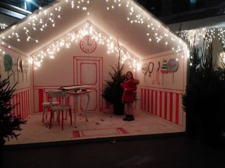 Babbo Natale A Casa Dei Bambini.Che Meraviglia La Casa Di Babbo Natale Il Trentino Dei