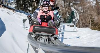 L'Alpine Coaster Klausberg Flitzer