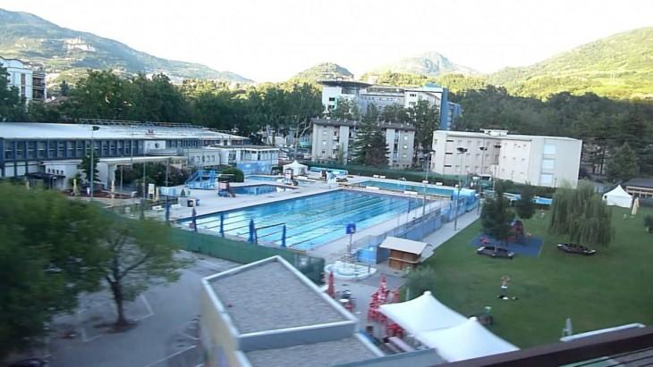 Centro sportivo manazzon via fogazzaro trento il for Centro sportivo le piscine
