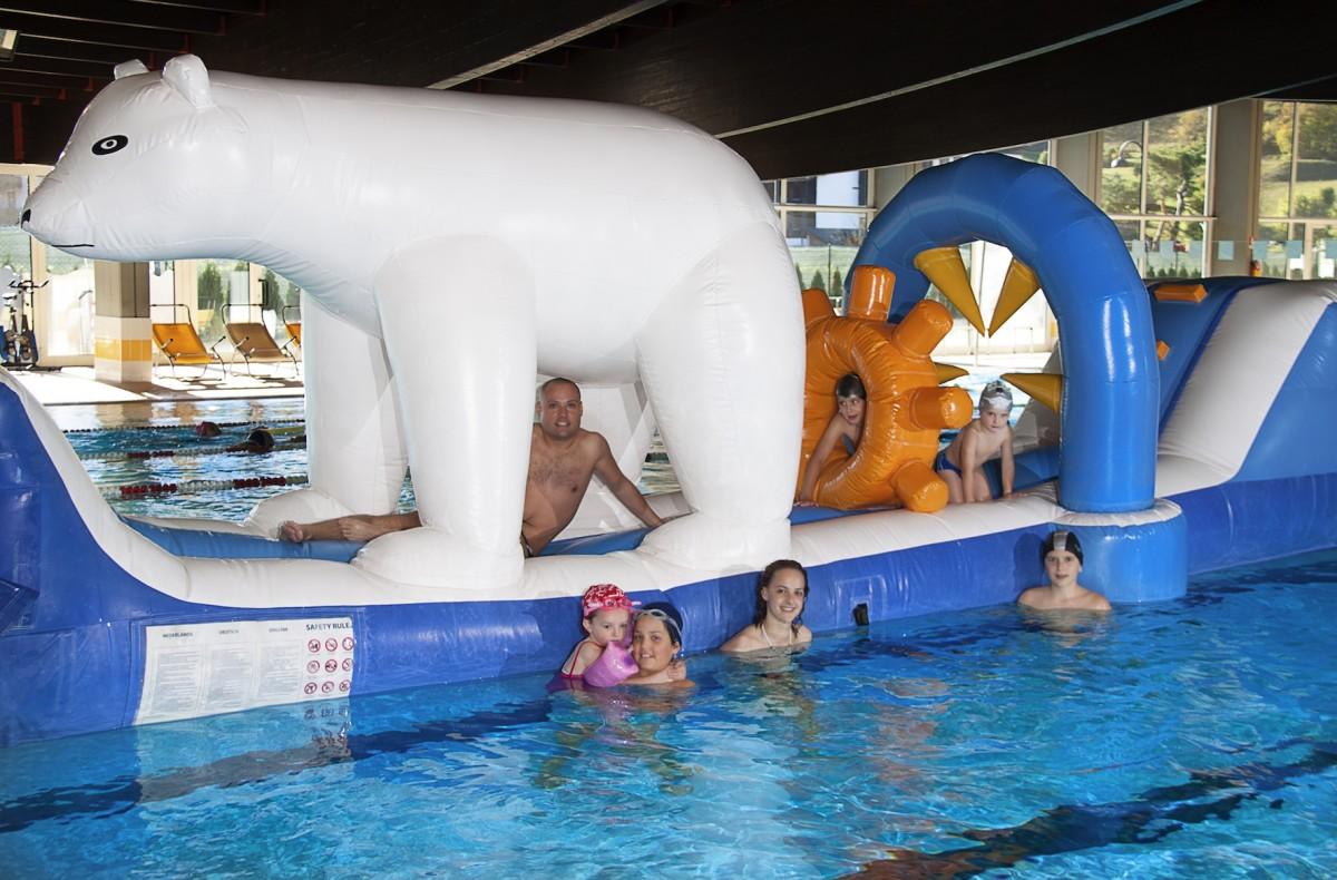 Andalo life park il trentino dei bambini - Corsi per neonati in piscina ...