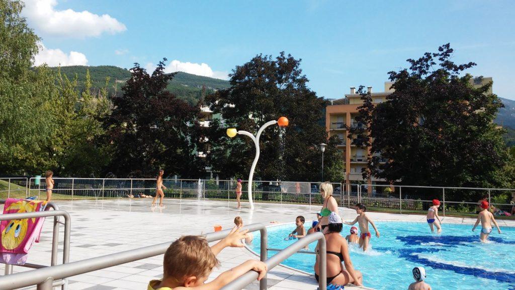 Piscine a trento il trentino dei bambini for Piani di piscina gratuiti