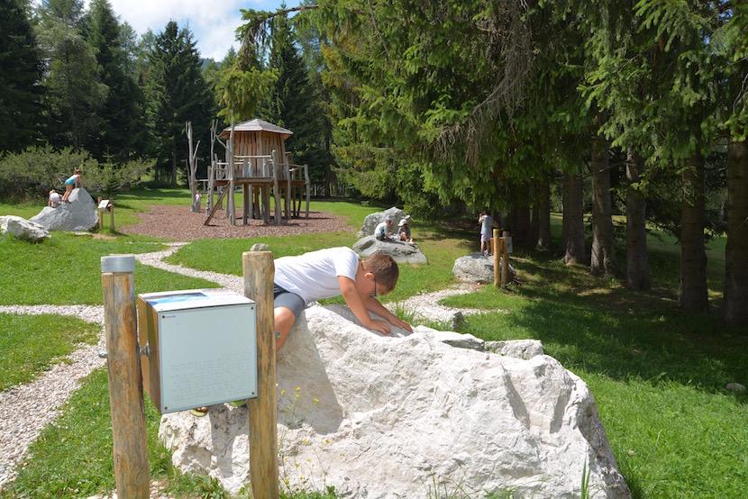 Parco giochi viote monte bondone il trentino dei bambini - B b il giardino trento ...