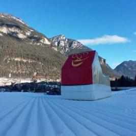 Baby Snowpark Ziano - Val di Fiemme - Iltrentinodeibambini (2)