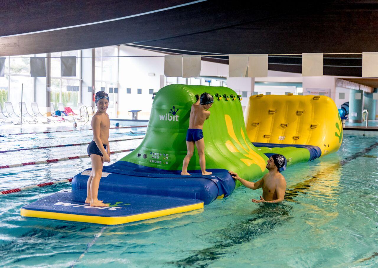 Andalo life divertimento puro il trentino dei bambini - Del taglia piscine chiude ...