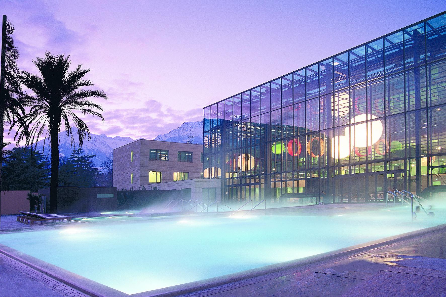 Hotel Terme Merano Capodanno