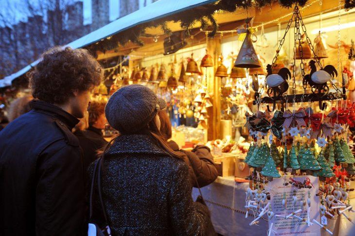 Mercatini Natale Trento.Trento Citta Del Natale Il Trentino Dei Bambini