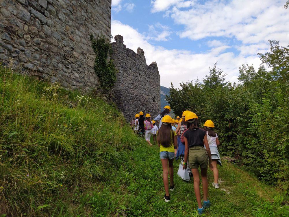 Castel Romano giocastello assalto